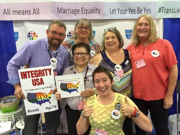 Integrity at #GC78 in Salt Lake City